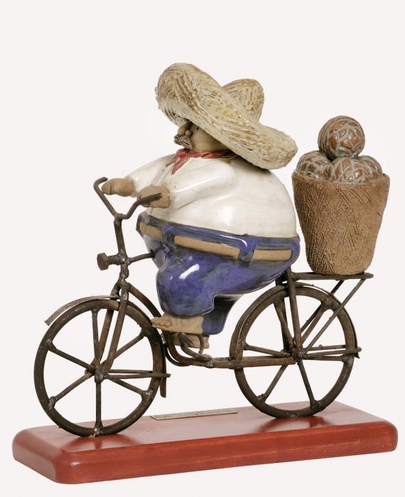 Agavero en Bici