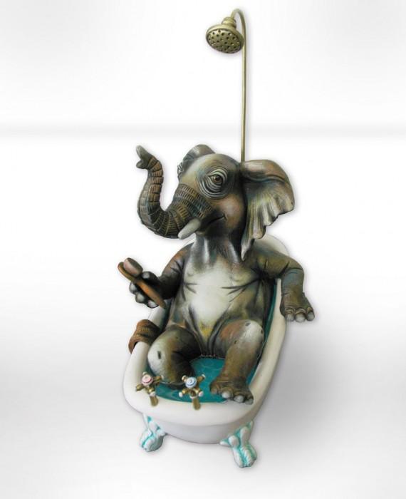 Bañera Elefante